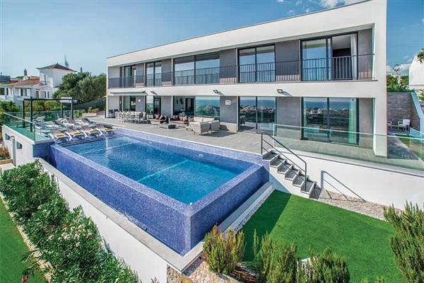 Villa Aguia Mar in Portugal