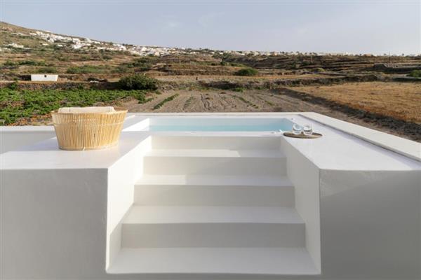 Villa Aidani in Southern Aegean