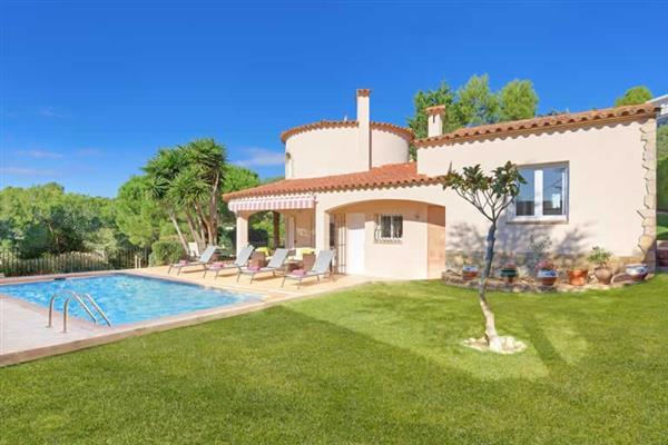 Villa Aigua Gelida in Spain