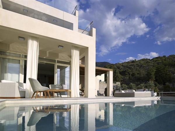 Villa Air in Crete
