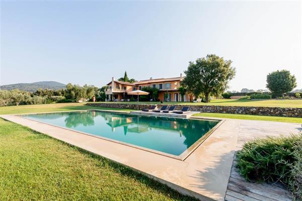 Villa Airone in Provincia di Grosseto