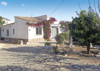 Villa Aitana in Spain