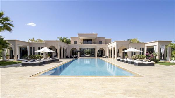 Villa Akida in Marrakech, Morocco - Marrakesh