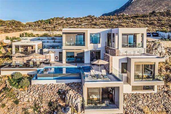 Villa Akri in Crete
