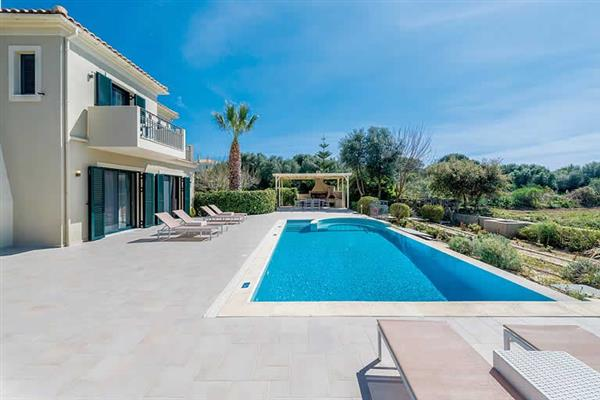 Villa Aktaia Residence in Kefalonia