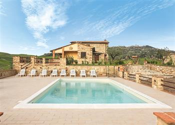 Villa Al Povero in Italy