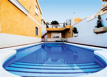 Villa Alamillo in Spain