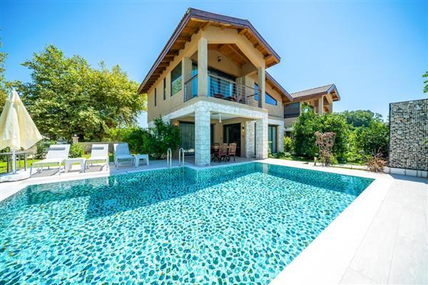 Villa Alanza in Fethiye