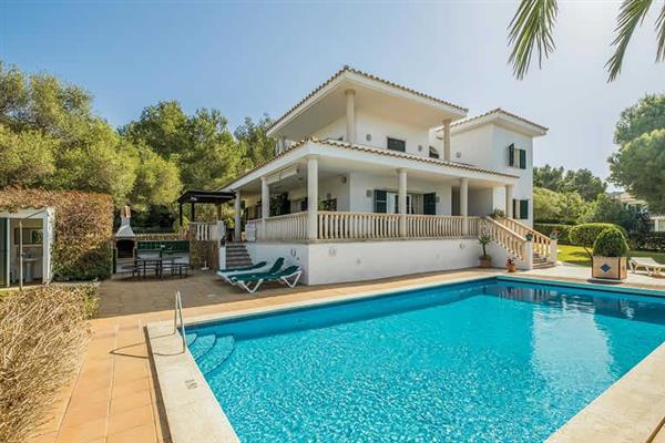 Villa Alaris in Menorca