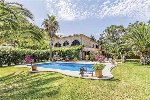 Villa Alba in Mallorca