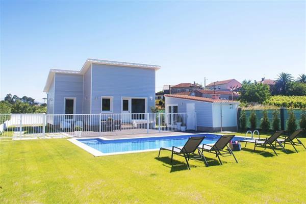 Villa Albarino in Pontevedra