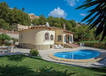 Villa Aldo in Spain