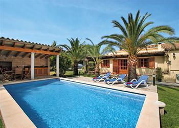 Villa Alegre in Mallorca