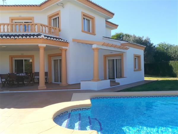 Villa Alegria in Alicante