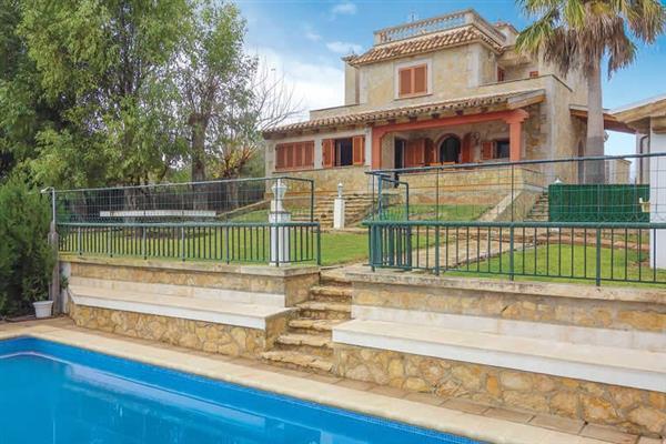 Villa Alejandra in Mallorca