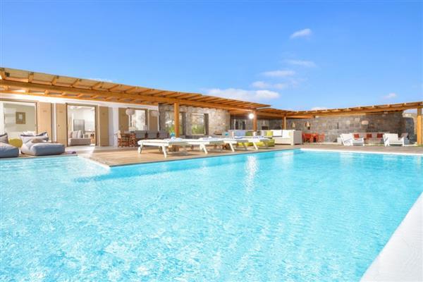 Villa Alelia in Southern Aegean