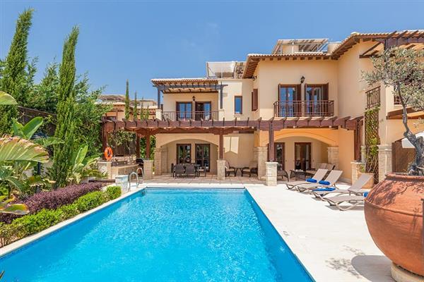 Villa Alexander Heights Elite AJ05, Aphrodite Hills, Cyprus