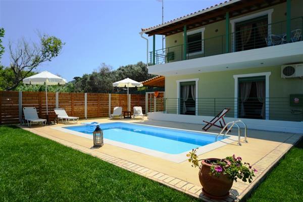 Villa Alexio 1 in Thessalia