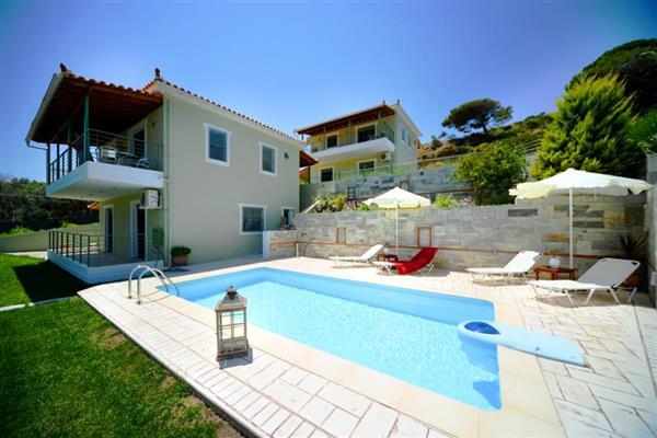 Villa Alexio 2 in Thessalia