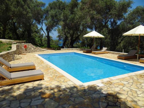 Villa Alexis in Ionian Islands