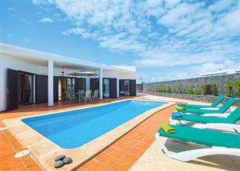 Villa Alexis in Lanzarote