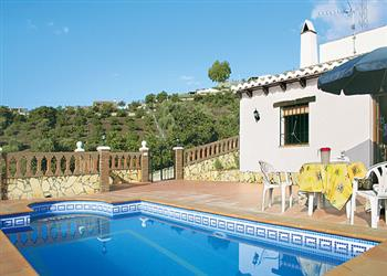 Villa Algarrobo in Spain