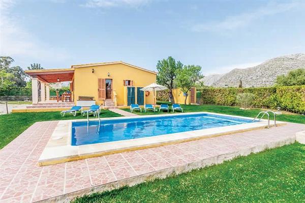 Villa Algarrobo in Mallorca