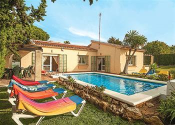 Villa Alicia in Spain
