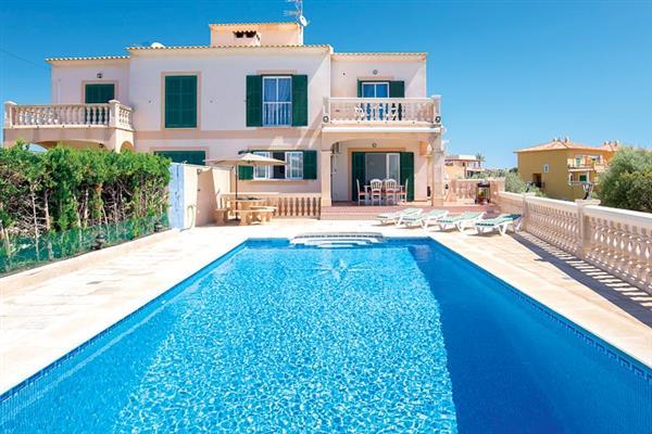 Villa Alicia in Mallorca