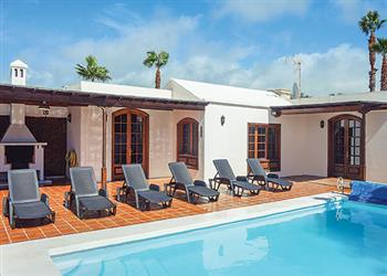 Villa Alicia in Lanzarote