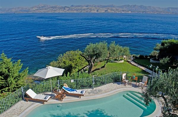 Villa Aliki in Ionian Islands