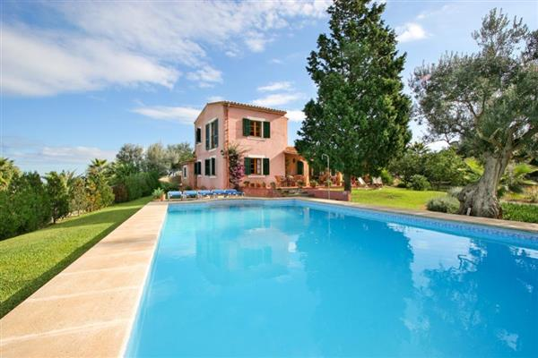 Villa Alina in Illes Balears