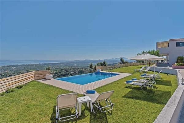 Villa Alkisti in Crete