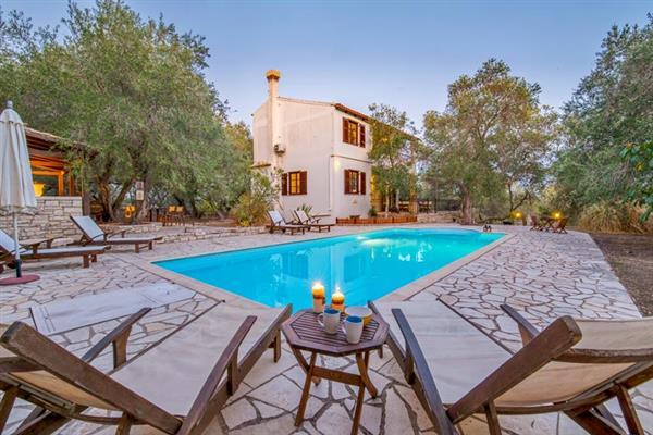 Villa Alkyon in Paxos