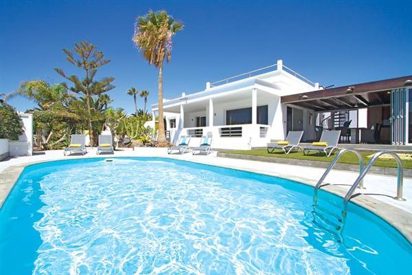 Villa Allegra in Lanzarote