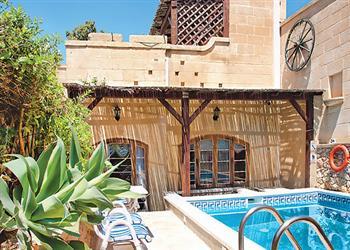 Villa Alleyway, Gozo