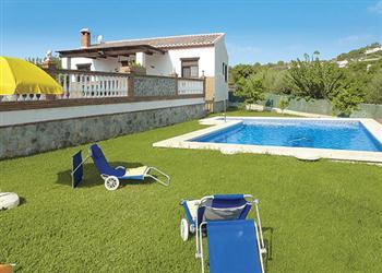 Villa Almachares in Spain
