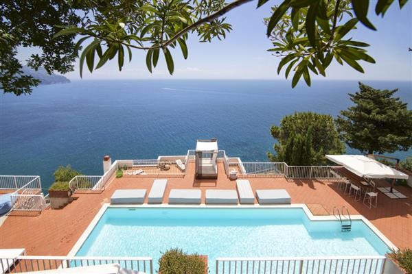 Villa Almeida in Provincia di Salerno