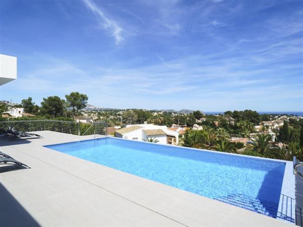 Villa Almeria in Alicante