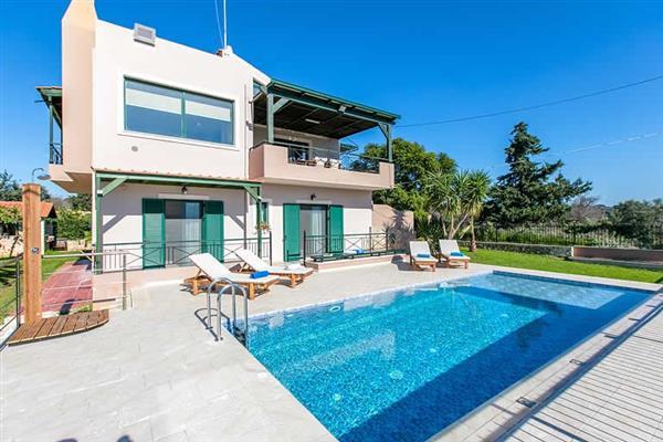 Villa Aloni in Crete