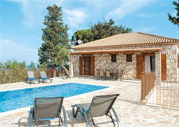 Villa Aloni in Zakynthos