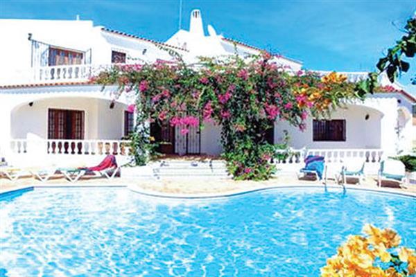 Villa Alpha in Boliqueime, Algarve - Portugal