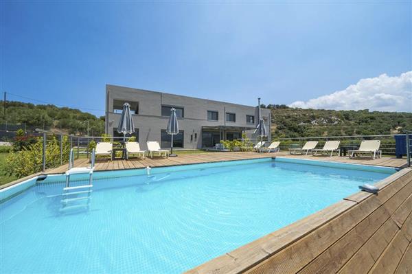Villa Altair in Crete