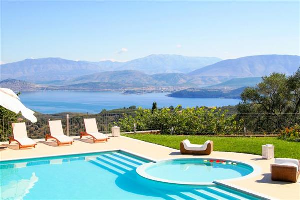 Villa Althea in Ionian Islands
