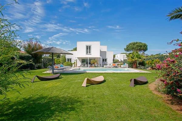 Villa Alyssum in Corsica