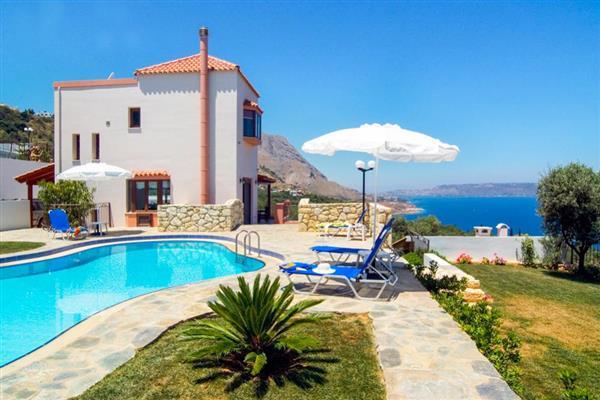 Villa Amalia in Crete
