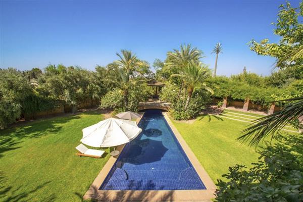 Villa Amani in Marrakech