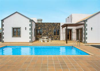 Villa Amapola in Fuerteventura