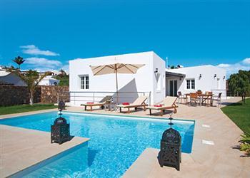 Villa Ambar in Lanzarote