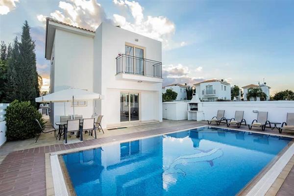 Villa Amber Palm in Cyprus